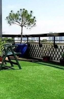 balcony artificial grass Dubai