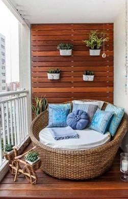 balcony furniture Dubai