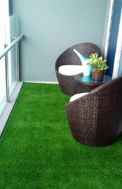 Balcony artificial grass Dubai