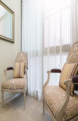Sheer Curtains Dubai