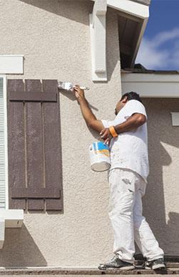 Exterior painting service dubai