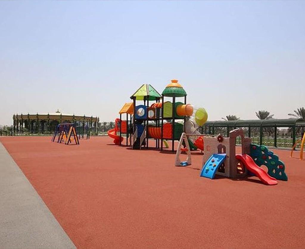EPDM Flooring Dubai