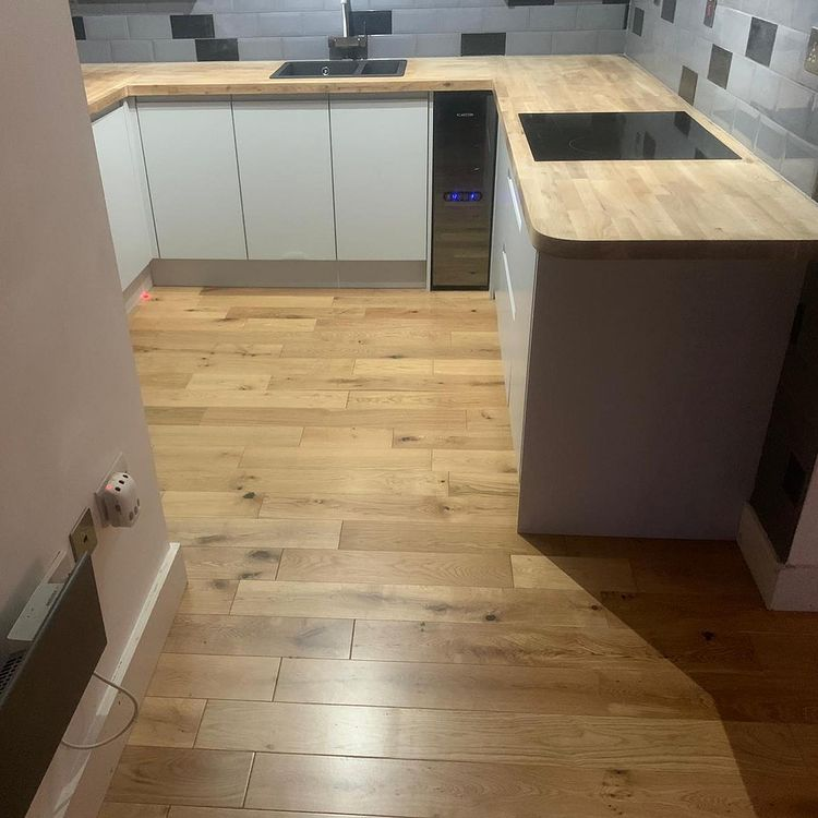 Engineered Wood Flooring Dubai, UAE