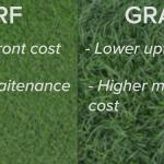 Benefits of Natural Grass VS Artificial Grass