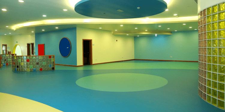 Hospital Vinyl Flooring Abu Dhabi Advantages