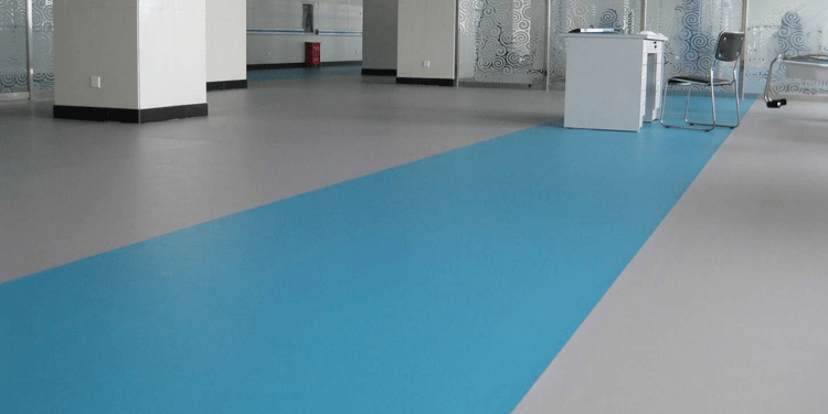 Hospital Vinyl Flooring Abu Dhabi