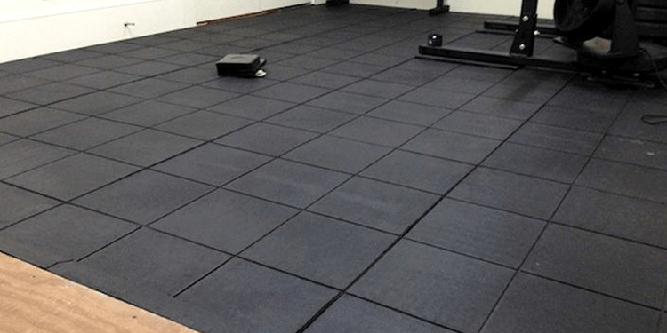 How To Use Rubber Flooring For Home Gym