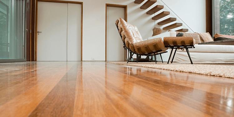 Laminate Wooden Ground Surface