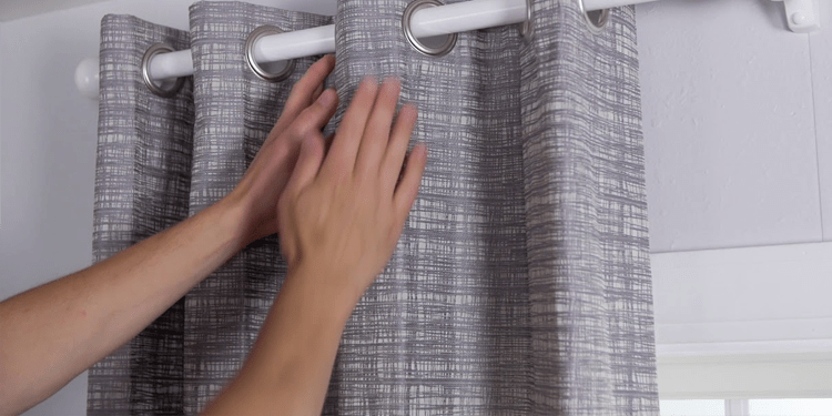 Steam or Press Your Curtains Before Hanging