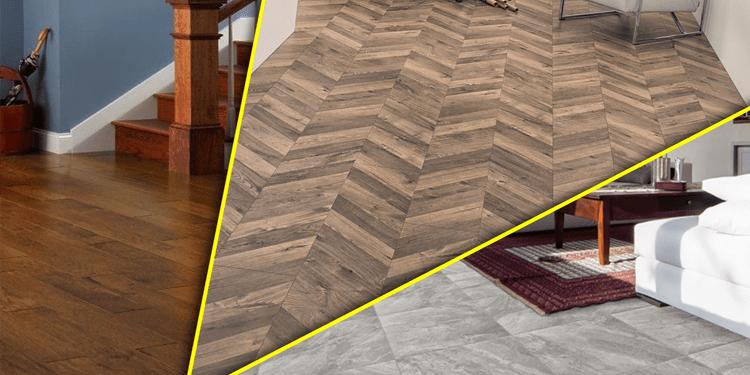 Which Flooring Suits You Floor Best!