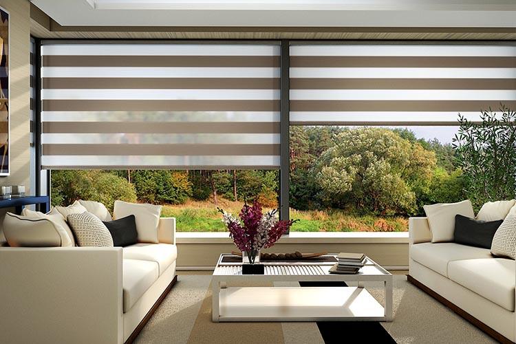 Duplex blinds Dubai