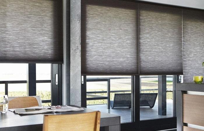 honeycomb blinds in Dubai