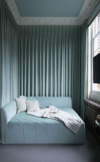 Made to measure Bedroom Curtains Dubai