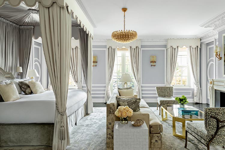 Loveliest Made to Measure Bedroom Curtains in Dubai