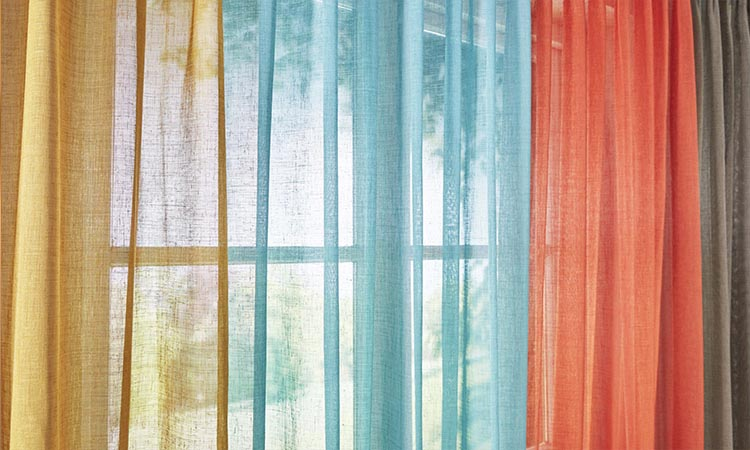How to choose window curtains