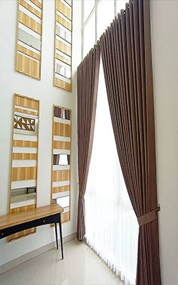 made to measure curtains dubai