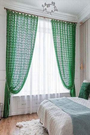 Made to Measure Sheer Curtains Dubai