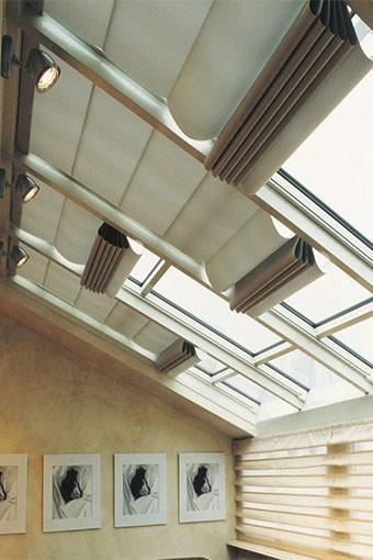 Skylight Roman Blinds Dubai
