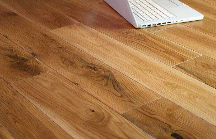 Solid Wood Flooring Dubai