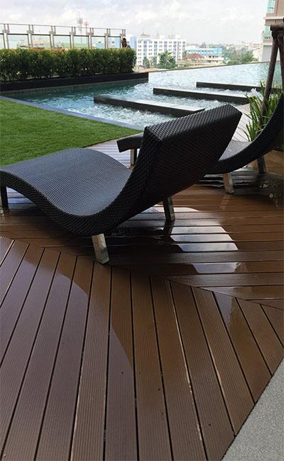 Deck Flooring Dubai
