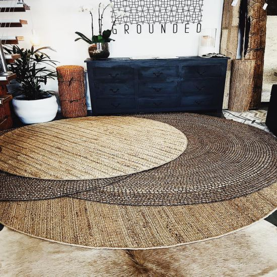 Round Rugs Dubai